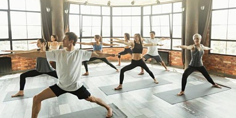 Yoga With CREW Columbus tickets