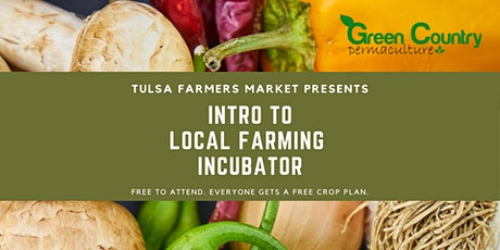 Intro to Local Farming tickets