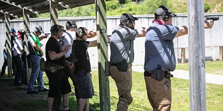 DEFENSIVE PISTOL - ACCURACY & ACCOUNTABILITY tickets