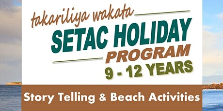 takariliya wakata; 9-12 Years Day at the Beach tickets