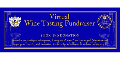 Virtual Wine Tasting tickets