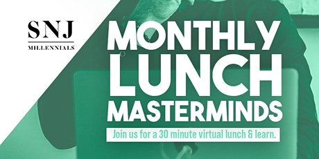 Monthly Lunch Masterminds tickets
