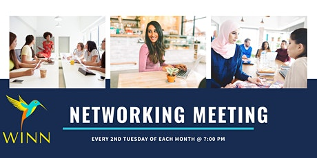 Monthly WINN Network Session tickets