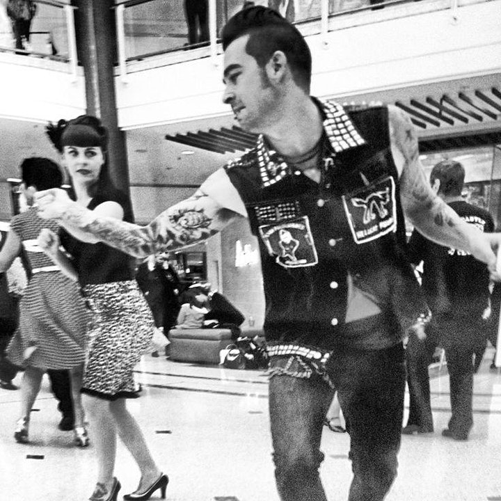 FREE Rockabilly Dance Lessons (Intro) image
