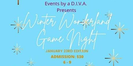 Winter Wonderland Game Night tickets
