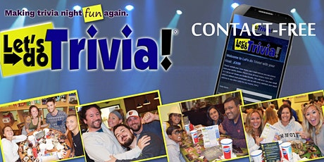 Let's Do Trivia! in Dover at Fraizers tickets