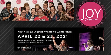 NTXD Joy Conference 2021 tickets