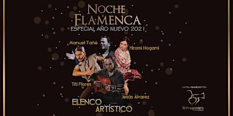 """Tablao Flamenco """"Familia Flores"""" - Especial Año Nuevo 2021 entradas"""