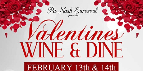 Pa-Nash Eurosoul Valentines Day tickets