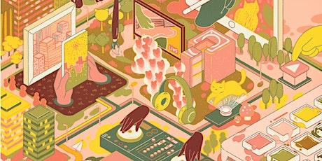 [PRESSPLAY] Portfolio Review: Narrative Illustration tickets
