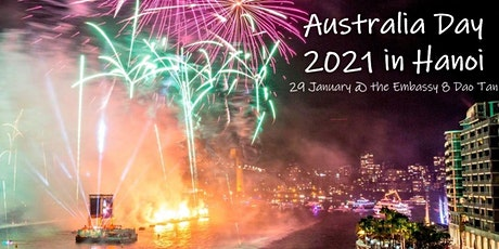 Australia Day 2021 - Community Event BBQ in Hanoi tickets