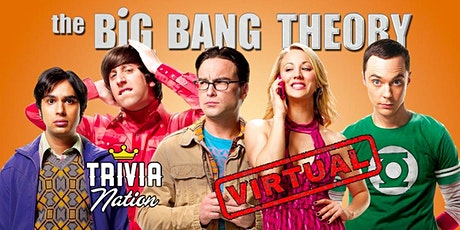 Big Bang Theory Virtual Trivia!  Gift Cards and Other Prizes! tickets