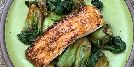 Homemade Events: FREE Caramelized Miso Salmon tickets