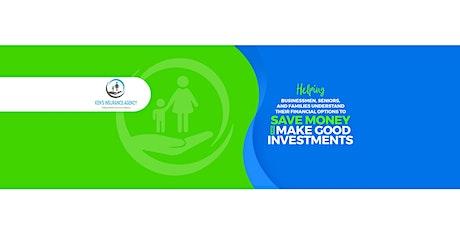 Commercial/Business Insurance Webinar tickets