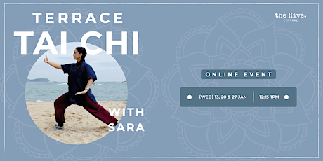 [Cancelled] Terrace Tai Chi with Sara tickets