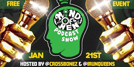 Mind of Men Podcast Show Series Premiere Viewing Event tickets