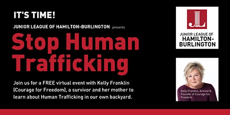 Stop Human Trafficking tickets