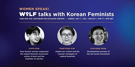 Women Speak: Korean Radical Feminism tickets