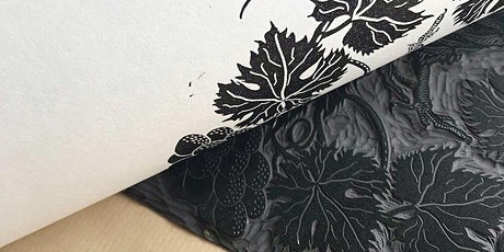 Lino Printmaking with Ben Hendy | Two Part Workshop tickets