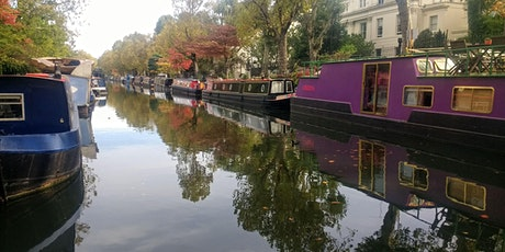 Little Venice - a virtual guided walk in London tickets
