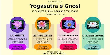 Yogasutra e Gnosi - Webinar in 4 incontri biglietti