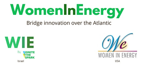 Women In Energy - Bridging innovation over the Atlantic tickets