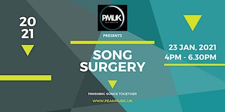 Song Surgery entradas
