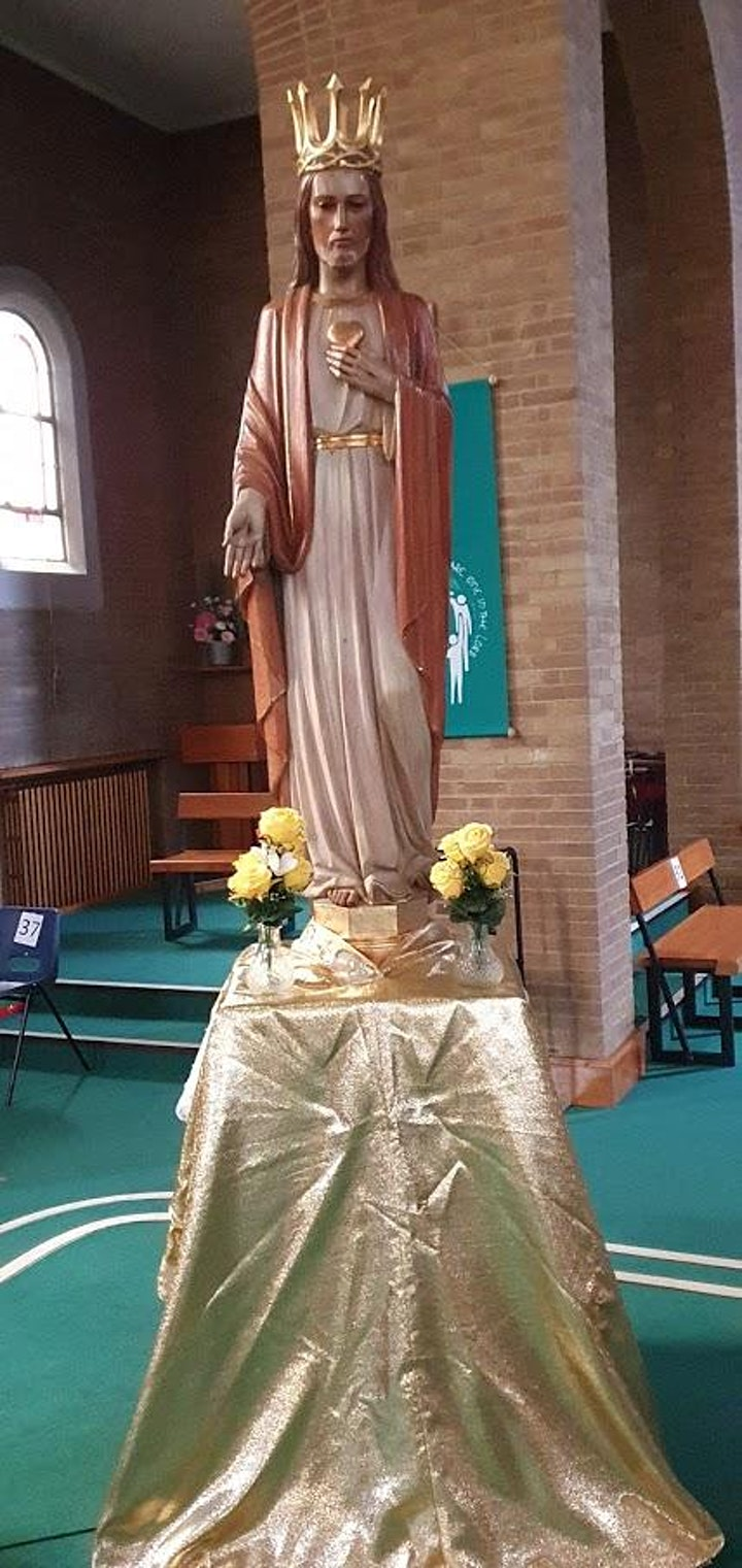 Holy Mass at Christ the King image