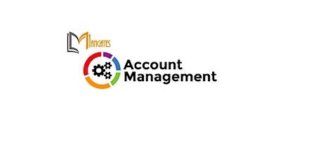 Account Management 1 Day Training in Fargo, ND tickets
