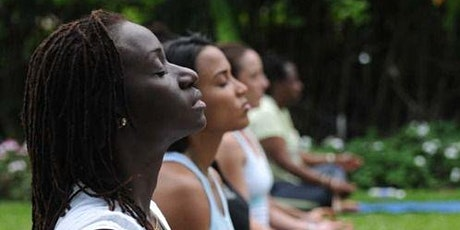Black People do - New Year 2021 - Manifestations, Meditation and Yoga tickets