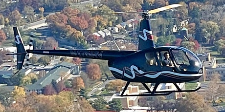$90 Helicopter Rides at Westchester Airport tickets