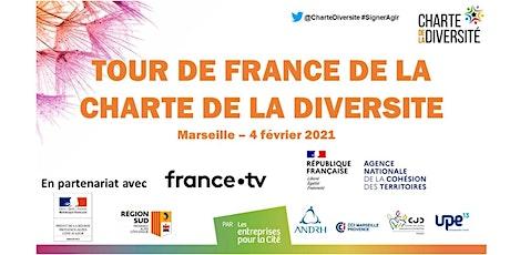 Tour de France de la Diversité - étape régionale Marseille billets