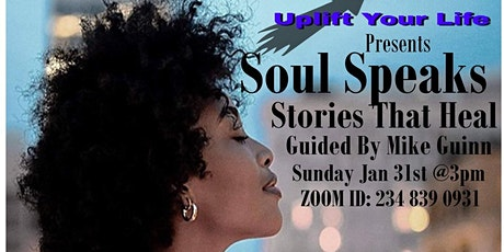 Soul Speaks: Stories That Heal tickets
