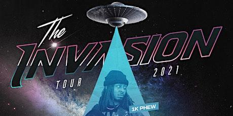 Invasion Tour 2021 - Antioch tickets