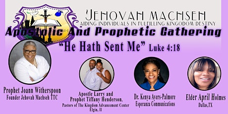 Apostolic  and Prophetic Gathering tickets
