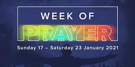 Service for the Week of Prayer for Christian Unity 2021 tickets