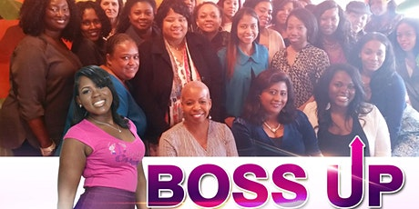 BOSS UP 2021 Women's Networking & Celebration! tickets