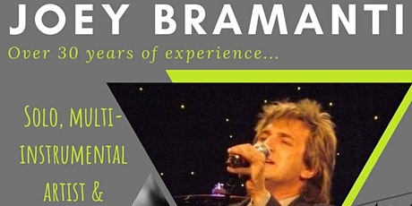 FREE ~  THE JOEY BRAMANTI SHOW  - OUTDOOR EVENT ! tickets
