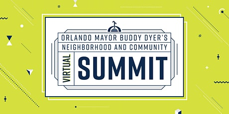 Mayor Dyer's Virtual Neighborhood & Community Summit Exhibitor Registration tickets