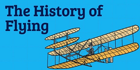 Pearson Airport Explorers Camp - The History of Flying tickets