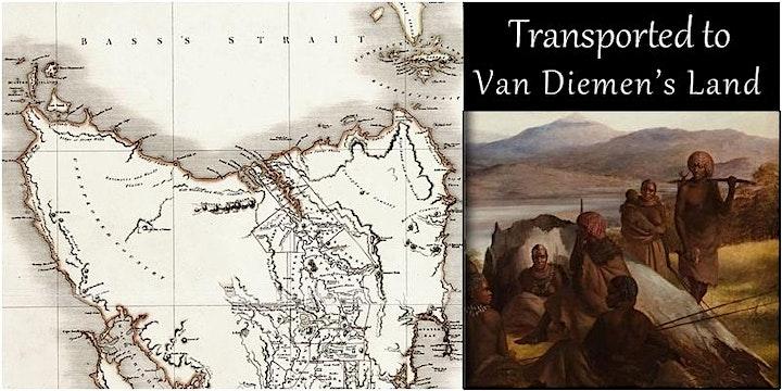 "Oldham and District FHS ""A Gartside sent to Van Diemen's Land"" image"