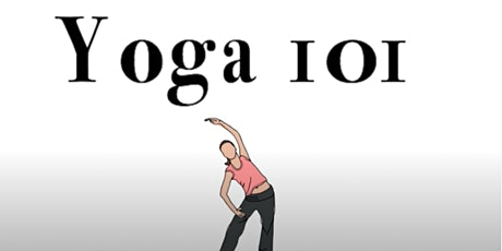 Free Yoga 101: A Guide To Get Started Safely & NOT Hurt Yourself tickets