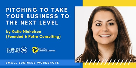 Small Business Workshops | Pitching to take your business to the next level tickets