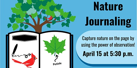 Future Scientist Sector - Nature Journaling tickets