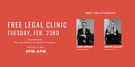 Free Legal Clinic tickets