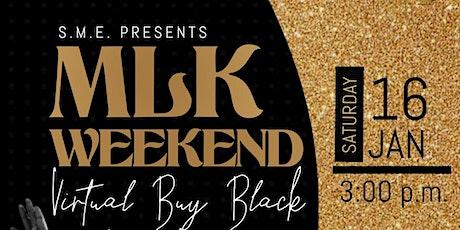 MLK Weekend Virtual Buy Black Marketplace tickets