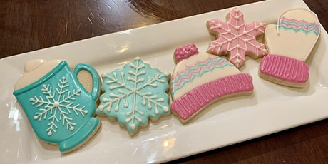 ❄️ Virtual Cookie Class ❄️ tickets