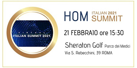 HOM ITALIAN SUMMIT 2021 | Business Opportunity Herbalife Nutrition biglietti