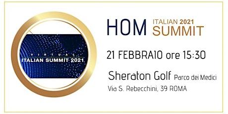 HOM ITALIAN SUMMIT 2021 | Business Opportunity Herbalife Nutrition biglietti