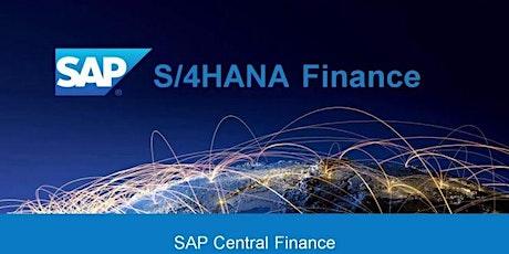 We are starting SAP S/4 HANA FI certificate training!!! tickets
